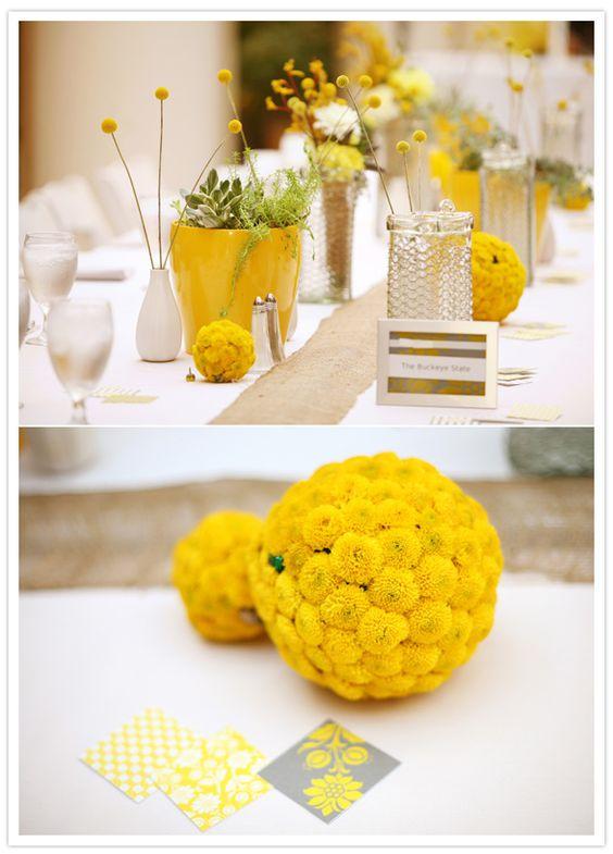 Composition floral th me ocre for La couleur jaune signification